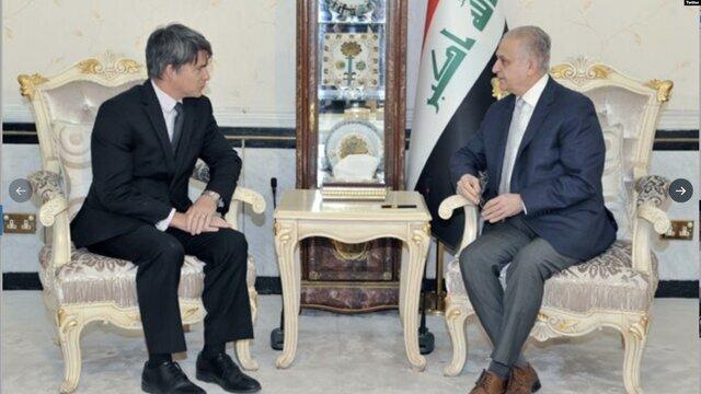 احضار كاردار آمريكا در عراق