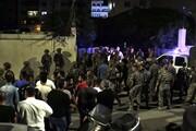 واکنش لبنانیها به تجاوز رژیم صهیونیستی