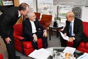 اتمام حجت ظریف با وزیر خارجه فرانسه | به تحریم های آمریکا پایبند نباشید