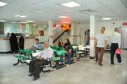 یک تخت بیمارستانیبرای ۱۲۵۰ نفر