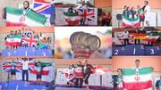 کسب ۵۰ مدال توسط دو و میدانیکاران کاروان ورزشی ایران در مسابقات جهانی پیوند اعضاء
