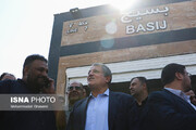 مراسم افتتاح ۸.۵ کیلومتر از نیمه شرقی خط ۷ مترو تهران