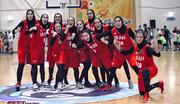 تاریخسازی تیم ملی بسکتبال بانوان در آسیا