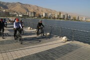رکابزنی شهردار تهران در منطقه ۲۲
