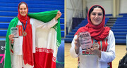 ملیپوشان ایران در میان برترینهای بسکتبال بانوان غرب آسیا