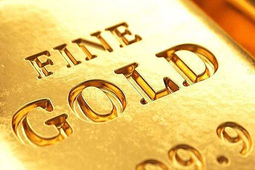 افت قیمت طلای جهانی به مرز ۱۶۰۰ دلار