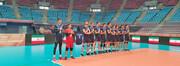 والیبال زیر ۱۹ سال جهان؛ پیروزی نوجوانان ایران برابر کوبا