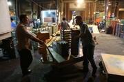 تأثیر سلامت کارکنان میادین میوه بر سلامت صدها هزار خانواده تهرانی