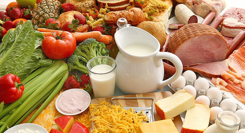 مواد غذايي 833