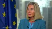 اروپا با تلاشهای آمریکا برای ایجاد توافق هستهای جدید با ایران مخالفت کرد