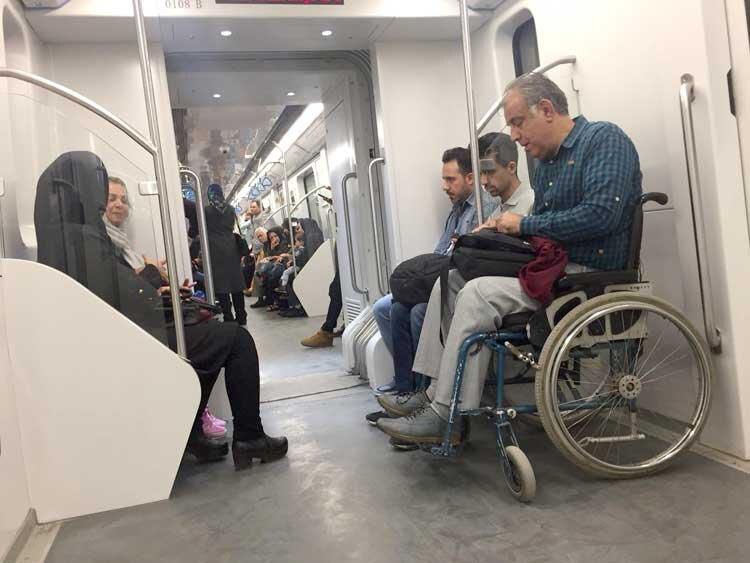 اصفهان برای معلولان «شهر زیستپذیر» میشود