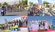خلیل خورشیدی فاتح مسابقات دوچرخهسواری جایزه بزرگ آبسرد شد
