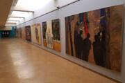 تابلوهای عاشوراییدر موزه امام علی(ع)