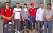 پایان کار نمایندگان دو و میدانی ایران در تورنمنت بین المللی هند با کسب ۲ طلا
