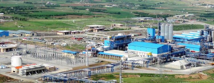صنایع پتروشیمی کردستان