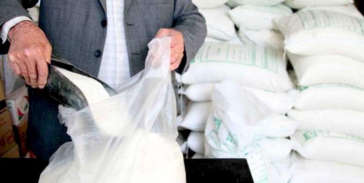 کنترل قیمت با توزیع شکر سهمیهای