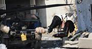 انفجار ۲ گاو بمبگذاری شده در دیالی عراق