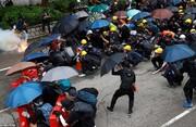 """واکنش چین به پیشنهاد نامزد کردن """"مردم هنگ کنگ"""" برای جایزه صلح نوبل"""