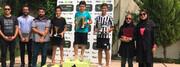 پایان مسابقات تنیس ردههای سنی با معرفی نفرات برتر