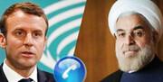 جزئیات گفتوگوی مهم روحانی و مکرون درباره تحریم تسلیحاتی ایران