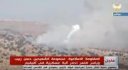 حزب الله لبنان خودروی نظامی رژیم صهیونیستی را هدف قرار داد