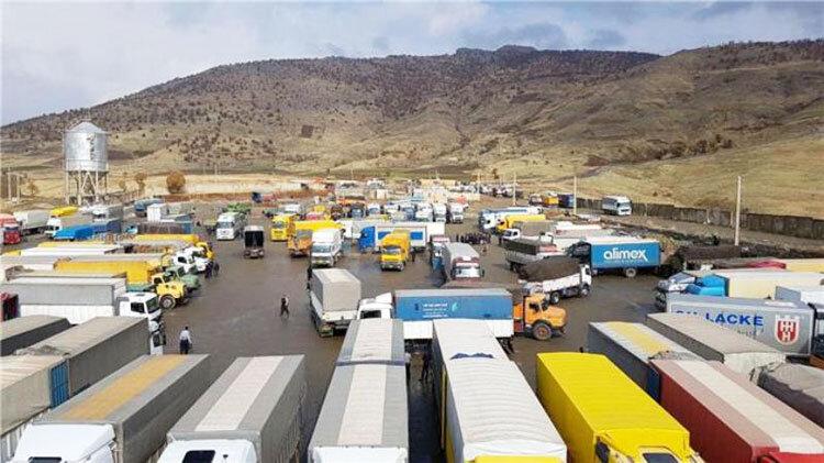 تجارت در مرزهای کردستان