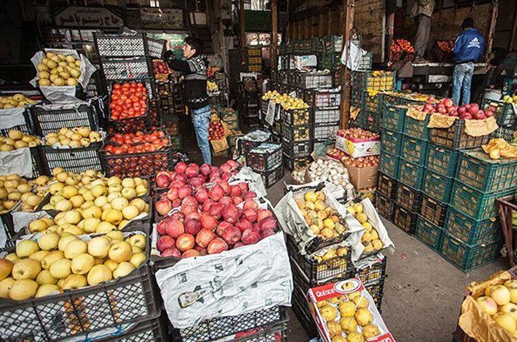 بازارچههای میوه و ترهبار