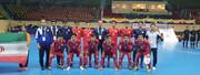 تیم ملی  فوتسال دانشآموزان قهرمان مسابقات آسیایی تایلند شد