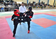 شناسایی استعدادهای کونگفو در مدارس خوزستان