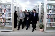 مختارپور : ۸۰۰ کتابخانه تککتابدار در کشور فعالیت میکنند
