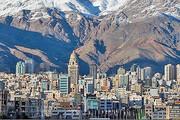 جدیدترین قیمت آپارتمان در پر معاملهترین مناطق تهران؛ بلوار فردوس، نوساز: متری ۷۰ میلیون تومان!