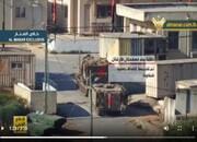حزبالله لبنان فیلمی از عملیات در مرزهای سرزمینهای اشغالی منتشر کرد
