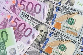 سهشنبه ۲۱ آبان | نرخ ارز در صرافی ملی و بانکها و قیمت ارز مسافرتی