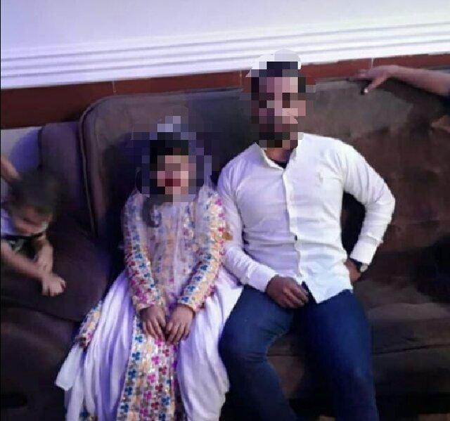 ازدواج دختر خردسال