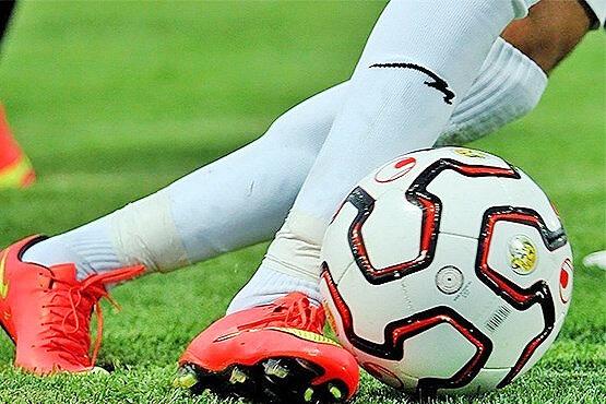 فوتبال توپ