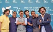 استقبال از متری شیش و نیم | ستارههای سینمای ایران روی فرش قرمز لیدو