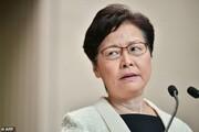 رهبر هنگ کنگ لایحه استرداد مظنونان به چین را لغو میکند