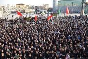 گردهمایی بزرگ هیئتهای عزاداری اردبیلیهای مقیم تهران