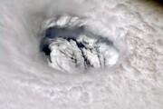 عکس روز: چشم طوفان