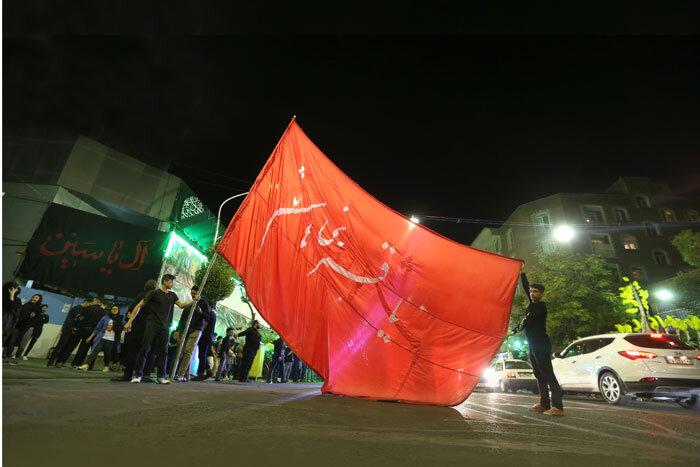 سوگواران حسینی