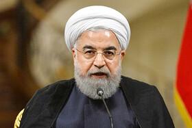 روحانی: افزایش همکاری ایران، روسیه و ترکیه میتواند ضامن اساسی در حل بحران سوریه باشد