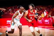 بازتاب پیروزی بسکتبال ایران در توییتر فدراسیون جهانی