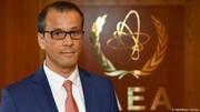 رئیس موقت آژانس بینالمللی انرژی اتمی ۱۶ شهریور به تهران میآید
