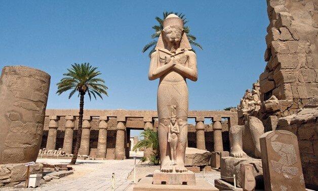 ميراث فرهنگي مصر