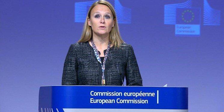 مایا کوسیانچیچسخنگوی امنیتی اتحادیه اروپا
