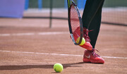پایان تنیس قهرمان کشوری دختران با قهرمانی تیم تهران