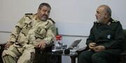 فرمانده سپاه: احساس ضعف نمیکنیم