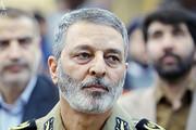 فرمانده کل ارتش: هر تهدیدی را در هر سطحی با قدرت پاسخ میدهیم