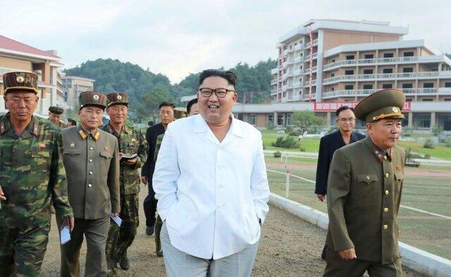 كيم جونگ اون، كره شمالي