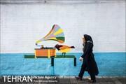 ساماندهی دیوارنگاریهای شهر تهران در بازه زمانی ۵ ساله